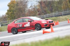 There are still #OUSCI competitors driving their cars cross-country to compete in the event and Justin Stone's 2015 Subaru WRX is one of them
