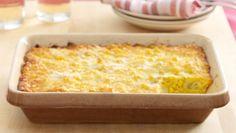 Linda Evans' Dynasty Corn Pudding. Our new favorite comfortcasserole.