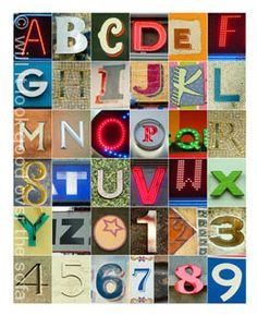 an idea for alphabet inchies!