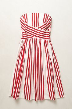 Archival Collection: Striped Dress #anthropologie #anthrofave