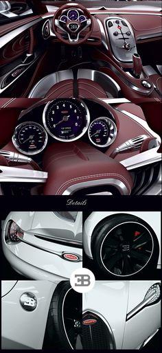 car interior, car rides, bugatti gangloff, gangloff concept, behance, carinterior, paweł czyżewski, dream car, concept cars
