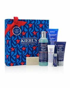 Ultimate Man Refueling Set by Kiehl\'s Since 1851 at Neiman Marcus.