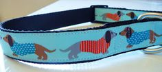 Lil-Doxie Dog Collar Made to Order  Your Choice by katiesk9kollars, $11.00