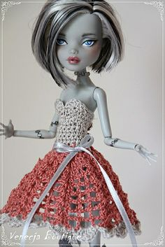 Monster High - dress