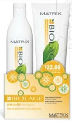 biolage shampoo
