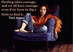 tori amos #healing #abuse