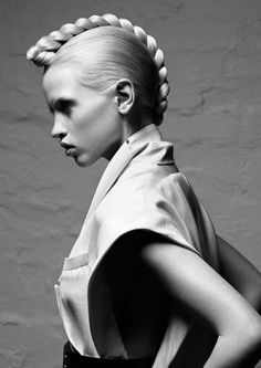 #hairstyle #braid #fairy #modern #volume #hairdo #enchanted