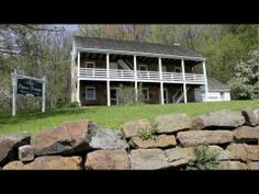 The Old Stone House is located in Butler County near Slippery Rock Pennsylvania.