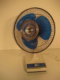 Lasko Galaxy Oscillating 3-speed Fan
