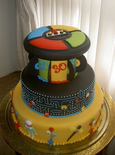 Awesome #Cake! We love and had to share! Great #CakeDecorating!