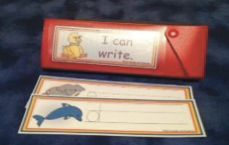 "FREE LANGUAGE ARTS LESSON - ""English Letter Writing Card Box Labels"" - Go to The Best of Teacher Entrepreneurs for this and hundreds of free lessons.  PreKindergarten - Kindergarten   #FreeLesson #TeachersPayTeachers #TPT   http://www.thebestofteacherentrepreneurs.net/2012/08/free-language-arts-lesson-english.html"