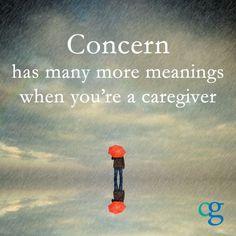 Consider concern