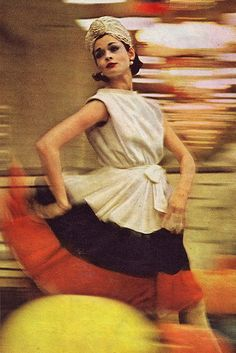 Photos by Gordon Parks in Life Magazine, 24 April 1961