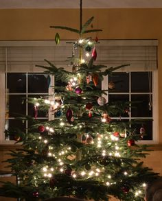 How to Capture the Glow of Christmas Lights! #pictures #photography