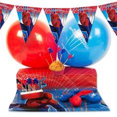 Super h ros th me anniversaire on pinterest 51 pins - Deco anniversaire enfant ...