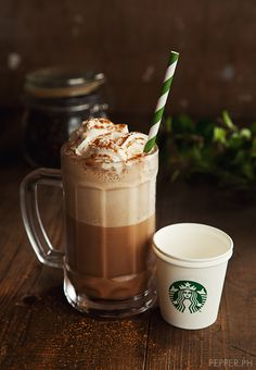 Best Starbucks Frappuccino Recipe using 3-in-1 Coffee | Pepper.ph