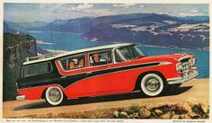 Hudson Rambler Cross Country | Recent Photos The Commons Getty Collection Galleries World Map App ...
