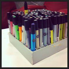 100 Pantone Pens~