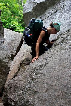 mahoosuc notch trail - Google Search