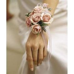Sweetheart Wrist Corsage
