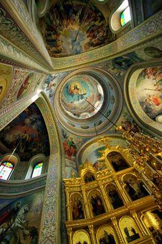 Capriana Monastery, Moldova