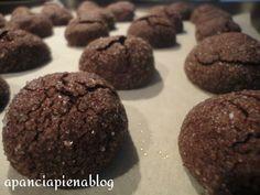 Biscotti morbidi al cioccolato (ricetta tradizionale e bimby)