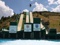 Visit the Utah Olympic Park at The Canyons. #evoconf