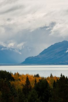 Lake Pukaki, New Zealand by Connis and Arthur