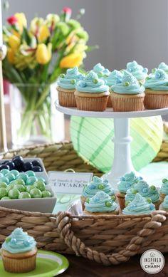 Adorable cupcakes!