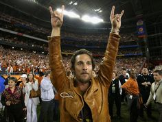 Matthew McConaughey - University of Texas