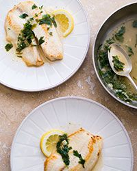 Lemon & Herb Tilapia Recipe