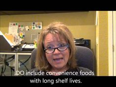 3 Layers of Food Storage, Part 1
