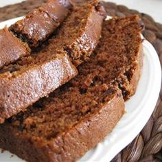 Chocolate Banana Bread Allrecipes.com