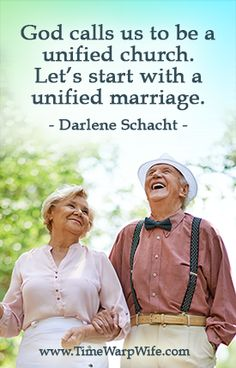 a unified marriage