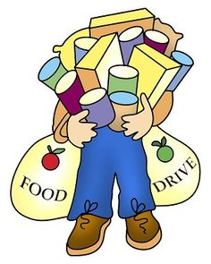 We will be involved in Food Drives... http://worldwidesolutionz.org