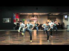Amazing dance choreography