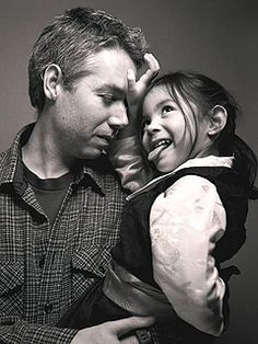 MCA - my heart breaks for the family and friends he left behind.  This pic with his daughter is so sweet.
