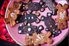 Gluten Free Vegan Healthy Holiday Cookies | Calm Mind Busy Body