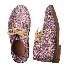 Girls' glitter MacAlister boots. #want #need #musthave