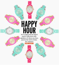 Kate Spade // watches