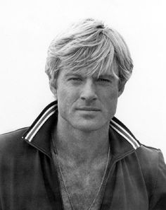 Robert Redford...Back in the day.