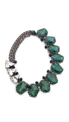 Erickson Beamon | Swarovski crystal necklace