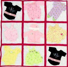 kid quilt, quilt idea, memori quilt, cloth quilt, lap quilts
