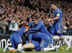 Chelsea Jumpa Benfica di Final Liga Europa
