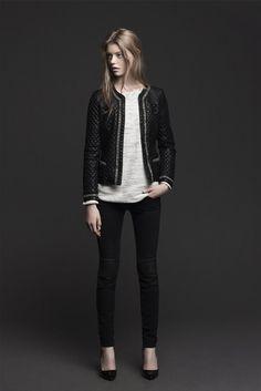 Zara TRF Lookbook August 2012