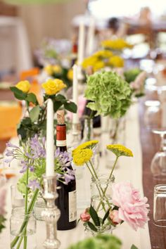 Table Centres On Pinterest