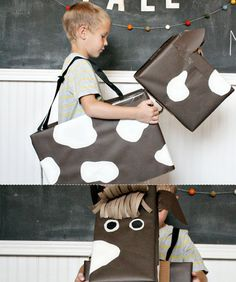 DIY Halloween Costumes That Aren't a Pain - Trick, Treat, or Craft! - mom.me