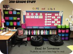 2nd Grade Stuff: The Centers That Have Saved A Classroom! Daily 5