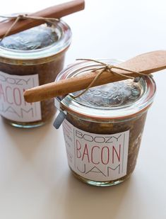 Give The Gift of Bacon Jam | Holiday DIY | Spoon Fork Bacon