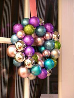 Ball Ball Wreath